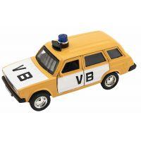 Policejní auto Lada VB combi 11,5 cm v krabičce