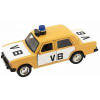 Policejní auto Lada VB 11,5 cm v krabičce