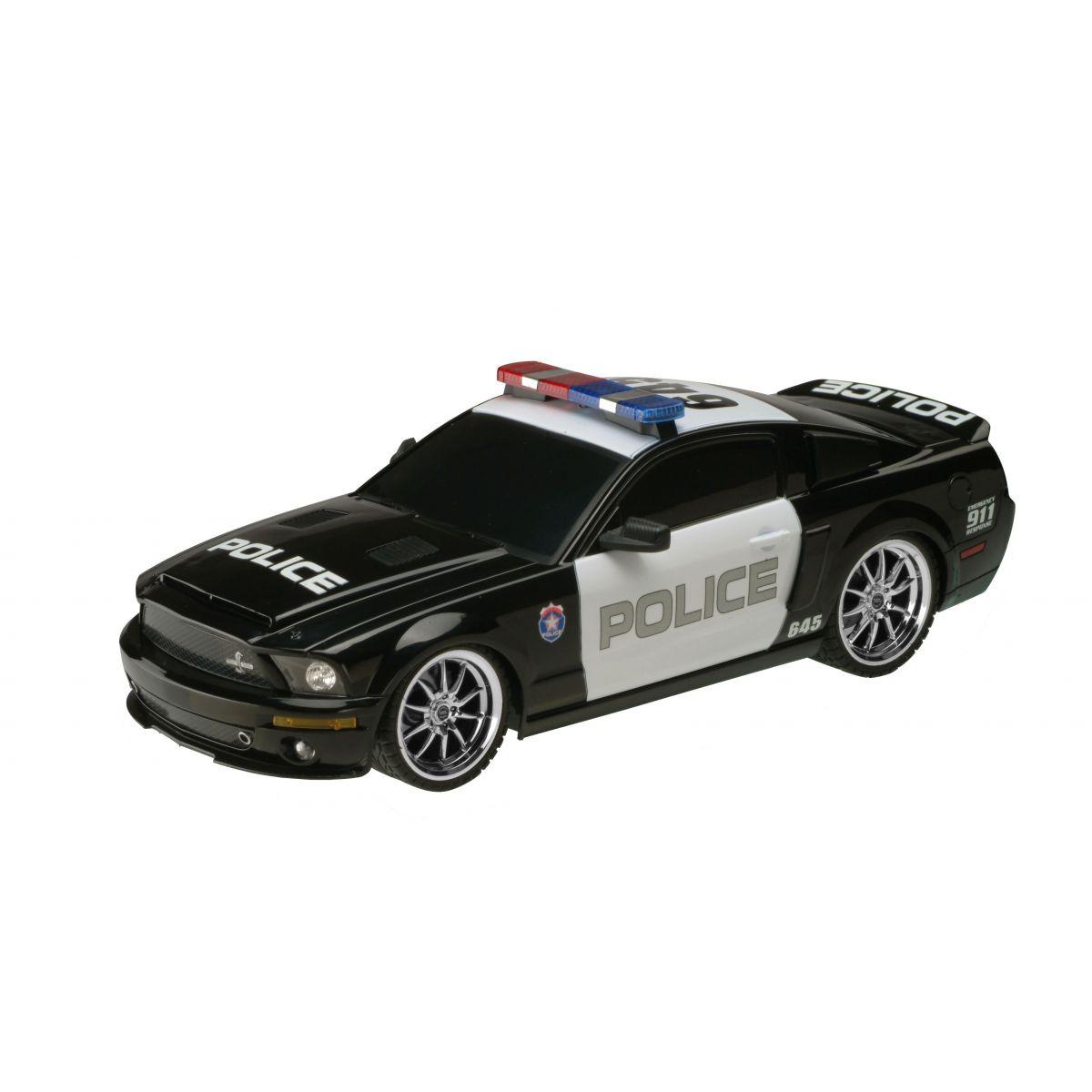 EP Line Policejní RC auto Ford GT 500 1:18