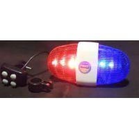 Policejní světlo na kolo 13 cm 3