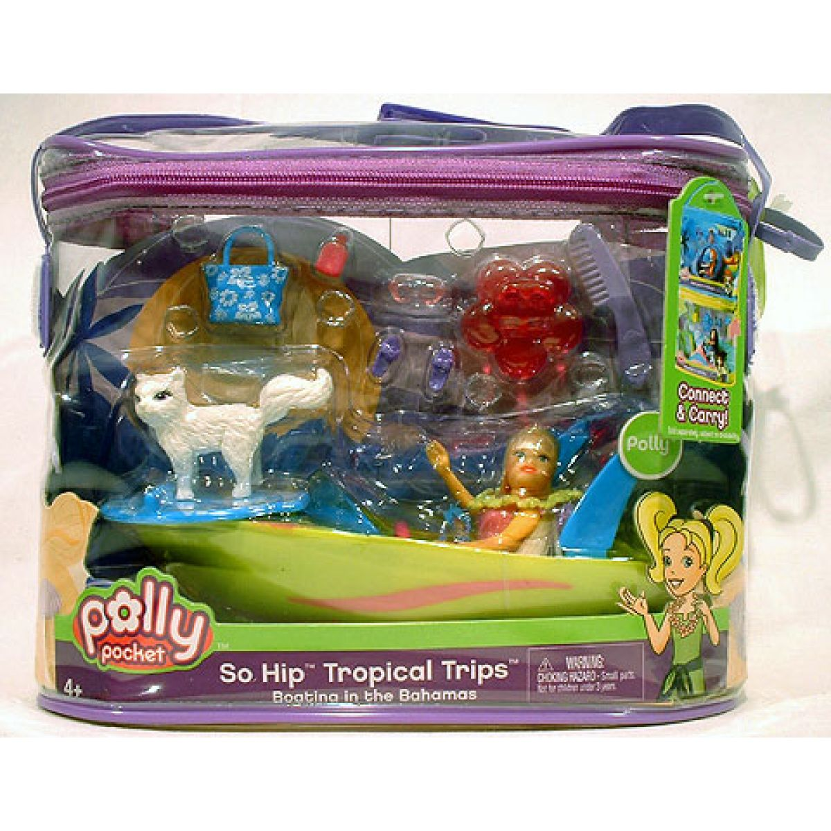 Polly Pocket HIP Tropical panenka Polly