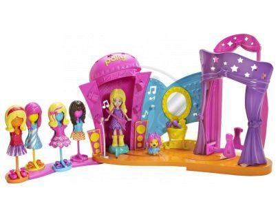 Mattel Y6715 - Polly Pocket hrací set s Pódiem
