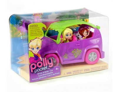 MATTEL Polly Pocket  - Kabriolet X9047