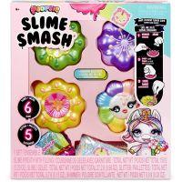 Poopsie Slizové kytičky, Slime Smash Rainbow Blossoms