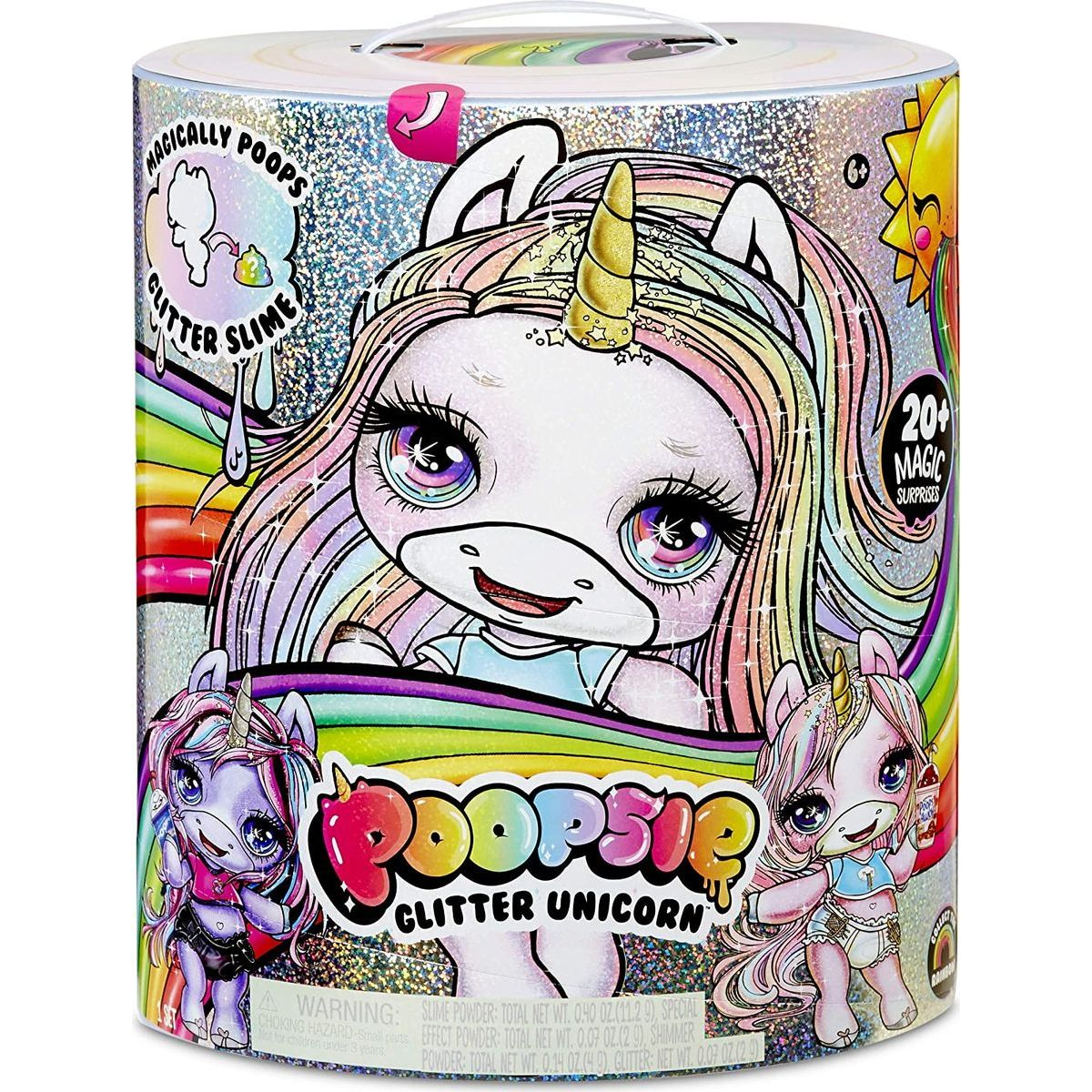 Poopsie Surprise Glitter Unicorn