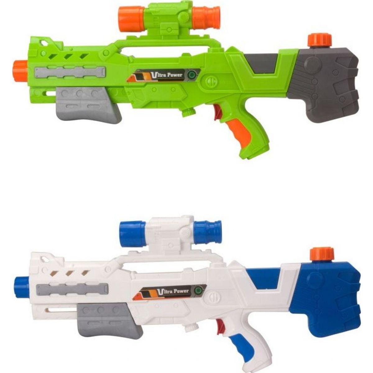 Vodní pistole 50 cm - Zelená