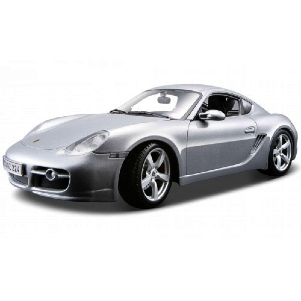 Porsche Cayman S Maisto 1:18