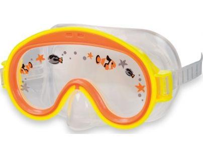 Intex 55911 Potápěčské brýle - Oranžová