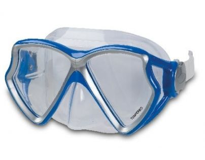 Intex 55980 Potápěčské brýle Pro Series - Modrá