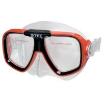 Intex 55974 Potápěčské brýle Reef Rider - Červená