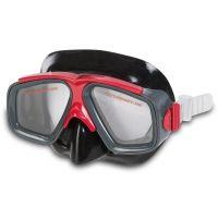 Intex 55975 Potápěčské brýle Surf Rider - Červená