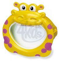 Intex 55910 Potápěčské brýle dětské - Žlutá