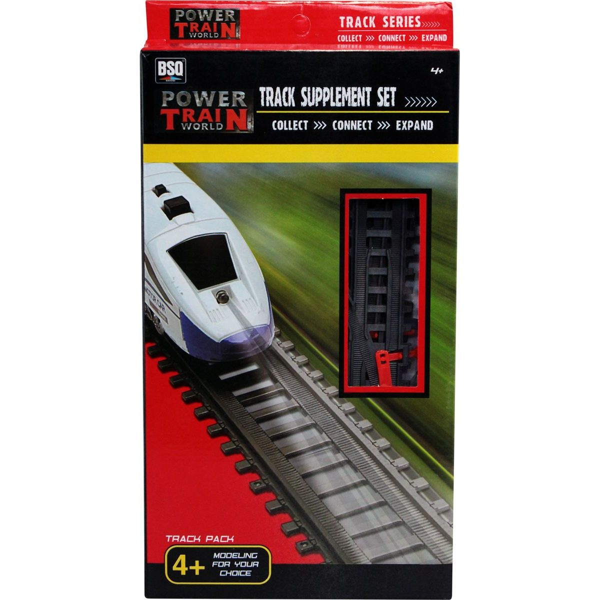 Power Train World Koleje C
