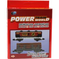 Power Train World Nákladní vagóny