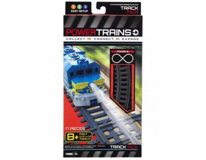 Power Trains Koleje - Osmička