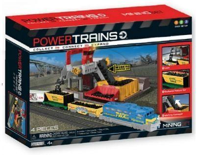 Power Trains Rozšiřující sada - Důlní set