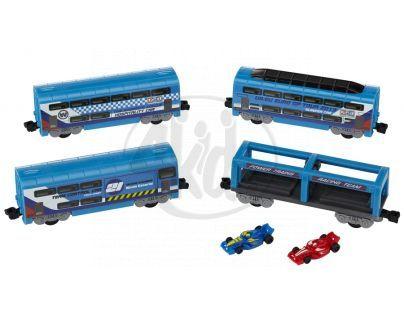 Power Trains Vagóny 4ks - osobní