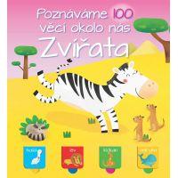 Yo Yo Books Poznáváme 100 věcí okolo nás Zvířata