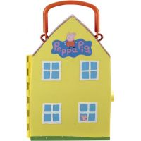 TM Toys Prasátko Peppa domeček s figurkou a příslušenstvím