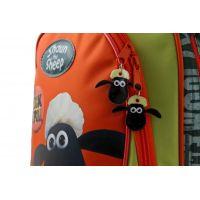 Ovečka Shaun - školní batoh, ergonomický velký 4