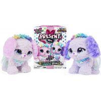 Present Pets Interaktívne šteniatka Rainbow Fairy