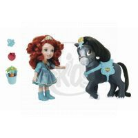 ADC Blackfire Princezna a kůň - Merida