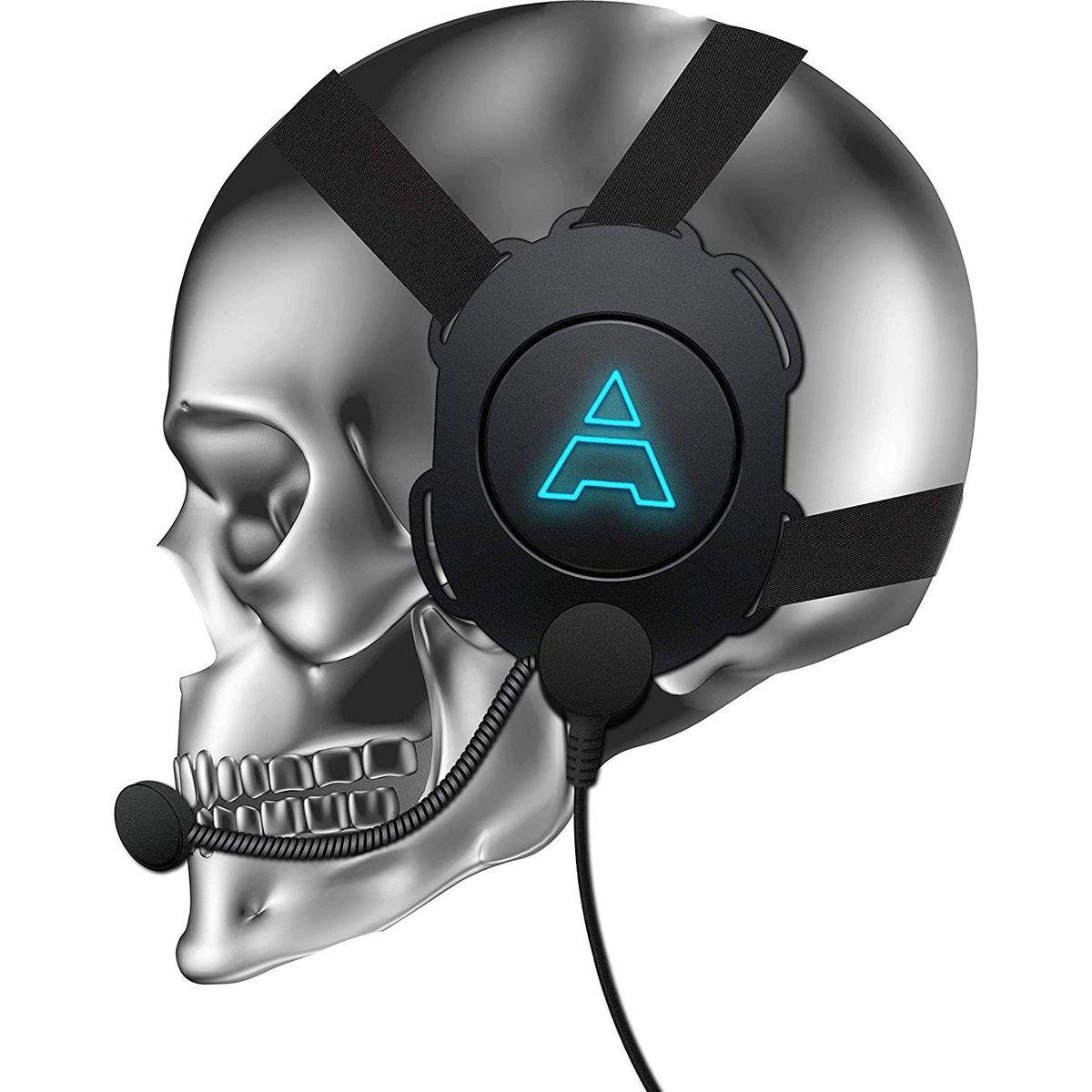 EP Line Příslušenství k herní konzoli Arkade Mikrofon a sluchátka