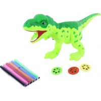 Rappa Projektor dinosaurus
