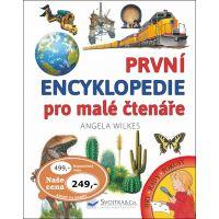 Svojtka První encyklopedie pro malé čtenáře