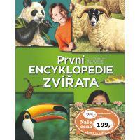 Svojtka První encyklopedie Zvířata