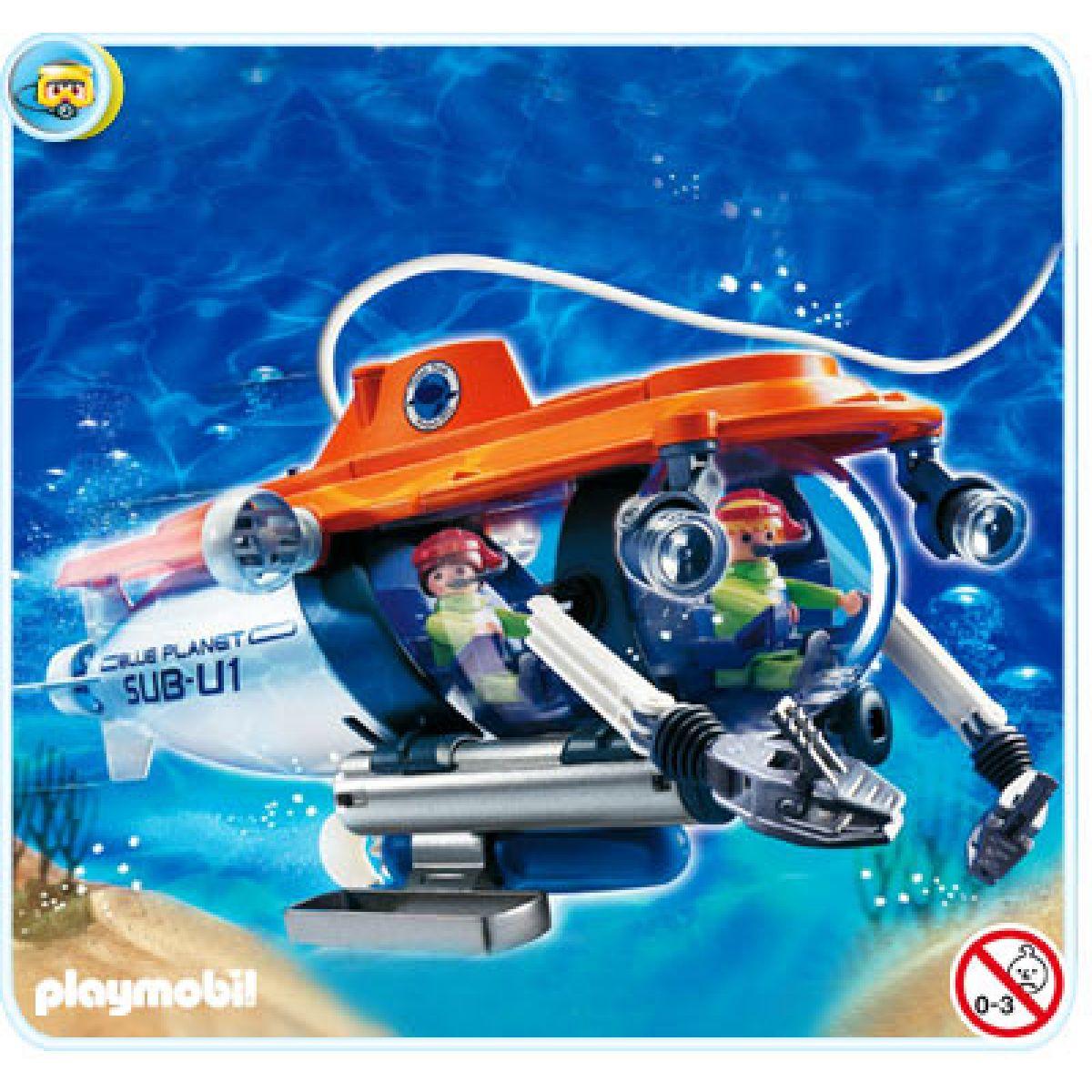 Playmobil 4473 - Průzkumná ponorka