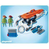 Playmobil 4473 - Průzkumná ponorka 2