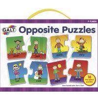 Galt Puzzle Anglické protiklady 2