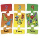 Galt Puzzle Moje první anglické číslice 2 2