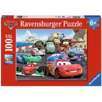 Ravensburger Cars 2 100 XXL dílků