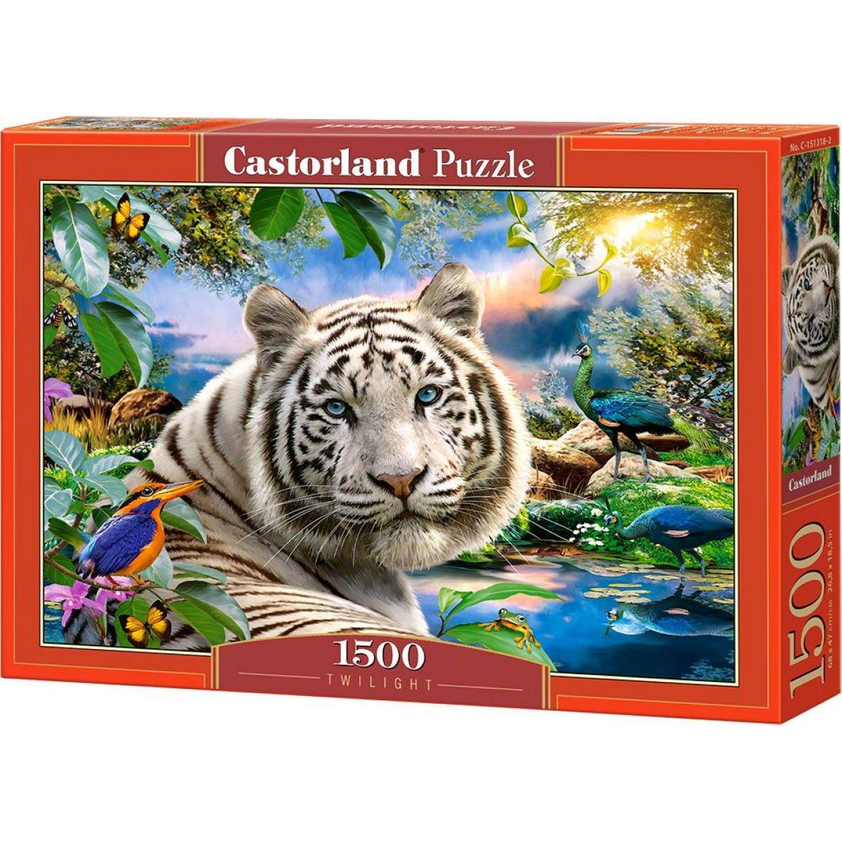 Puzzle Castorland 1500 dielikov - Tiger
