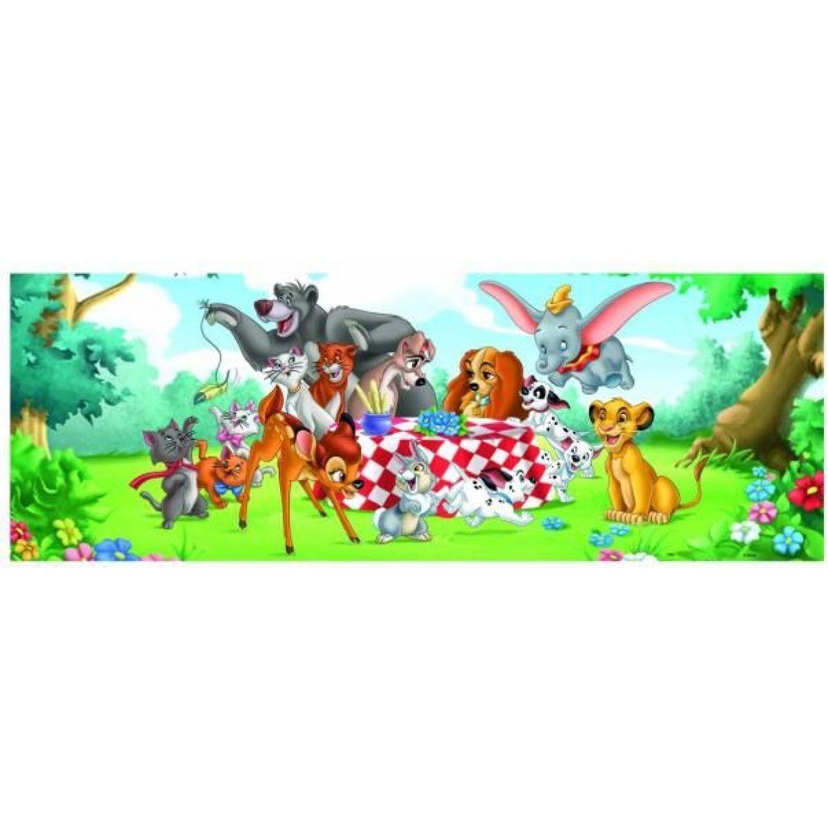 Puzzle Disney zvířátka 100 d