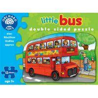 Orchard Toys Puzzle Malý autobus
