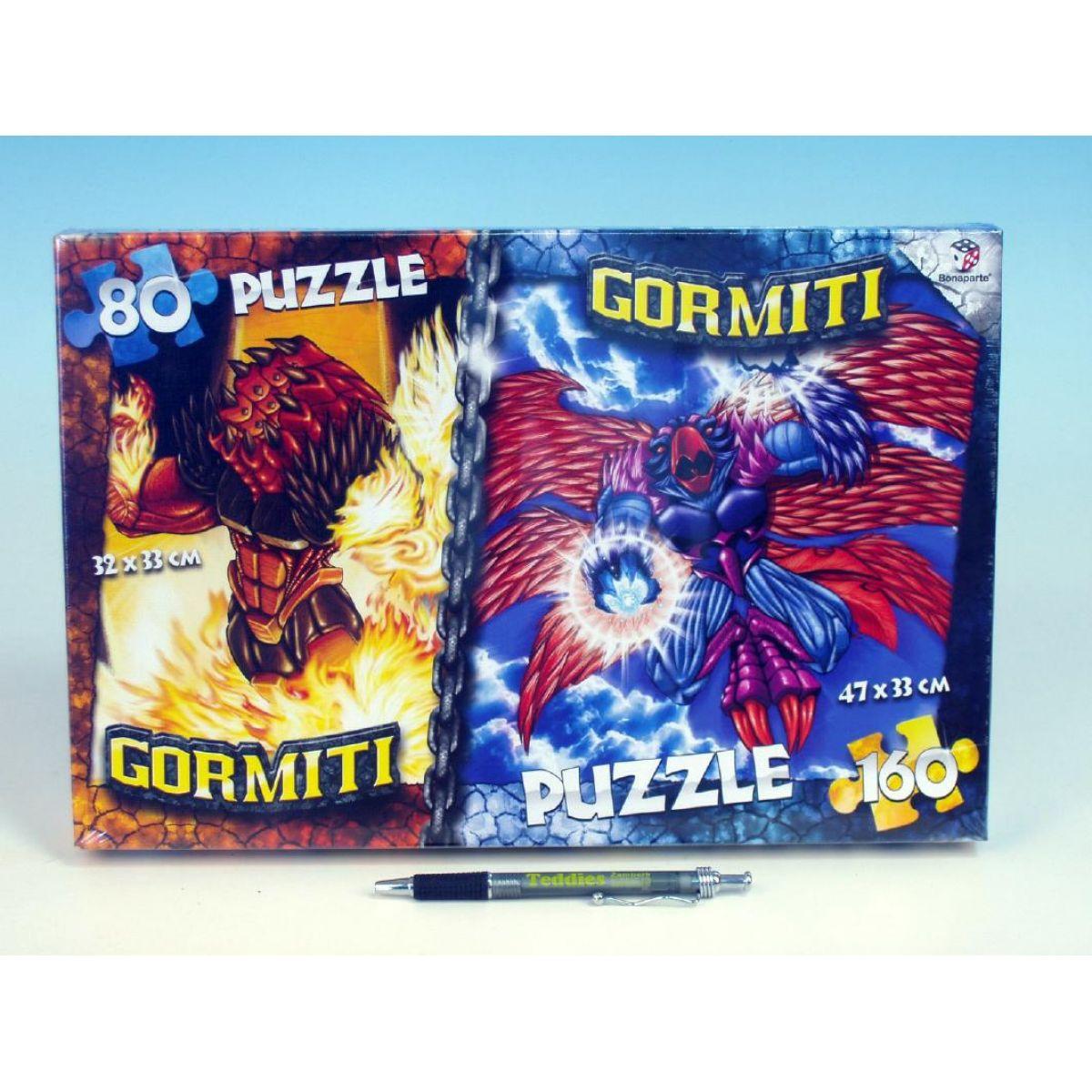 BONAPARTE 06751 - Puzzle 80/160 Gormiti