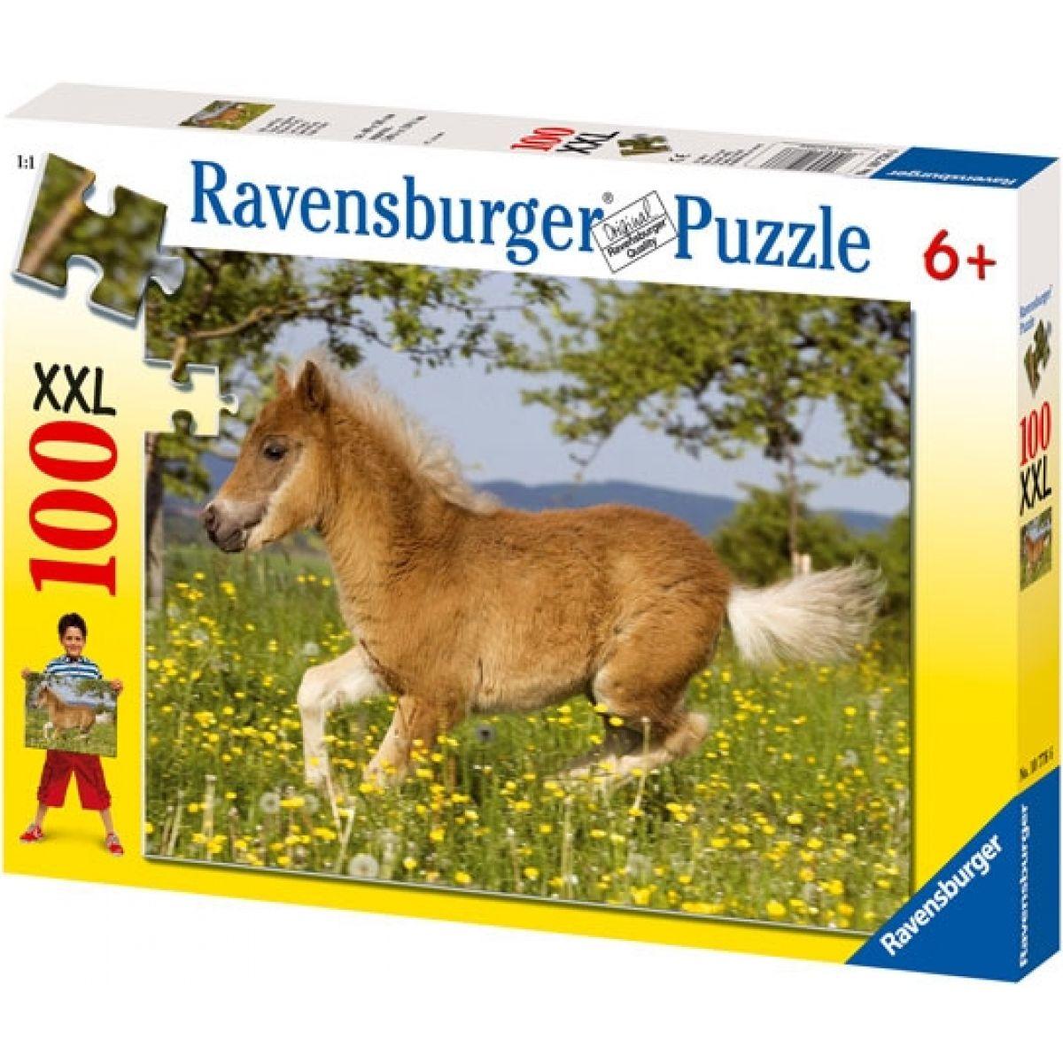 Puzzle Sladký poník 100d