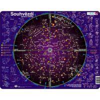 Larsen 22302 - Výukové puzzle Souhvězdí
