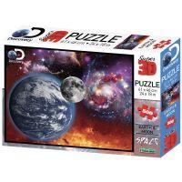 Puzzle Vesmír 500 dílků 3D