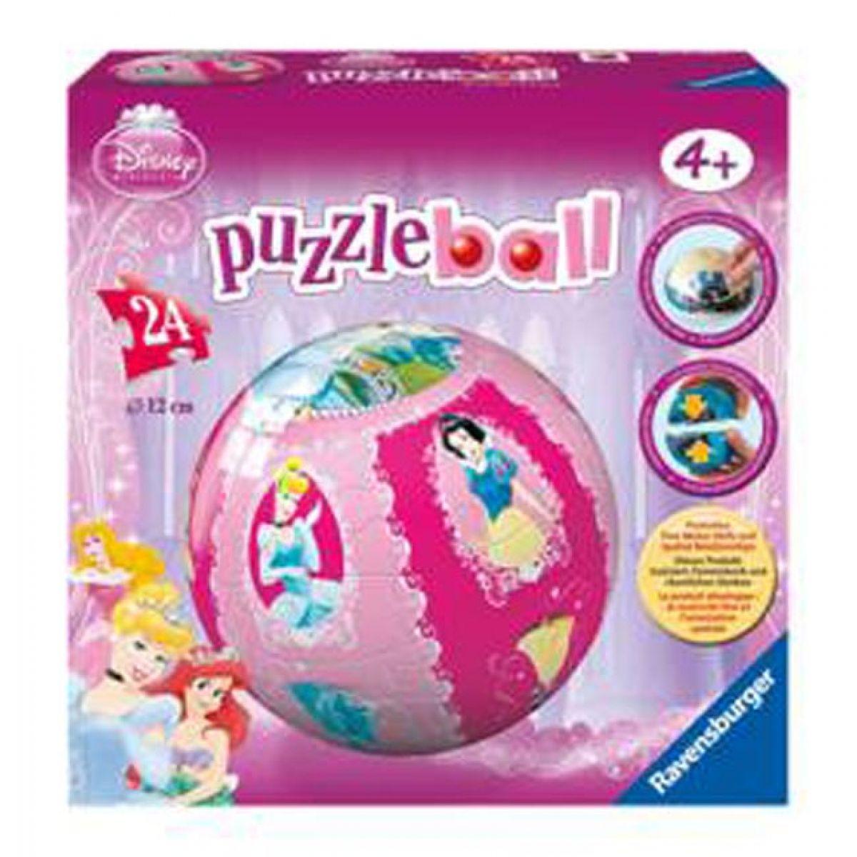 Puzzleball 24 d Princezny Ravensburger