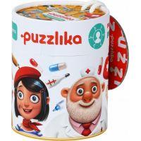 Puzzlika Profese 1 naučné puzzle 21 dílků