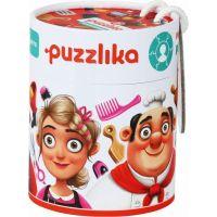 Puzzlika Profese 2 naučné puzzle 21 dílků