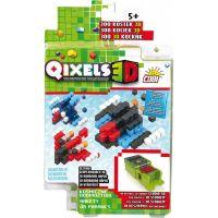 Qixels 3D Tématická sada - Rakety