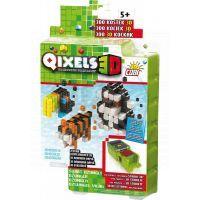 Qixels 3D Tématická sada - Džungle