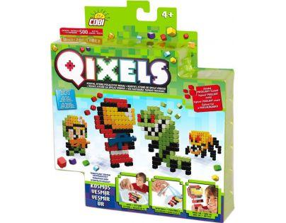 Qixels Tématická sada 87013 - Vesmír
