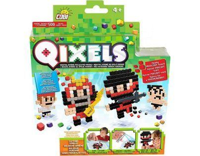 Qixels Tématická sada - Bojová umění