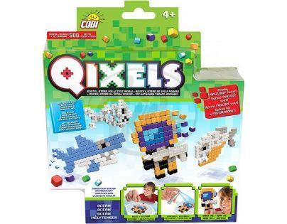 Qixels Tématická sada - Oceán